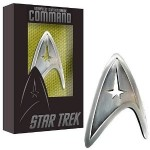 Starfleet Command Division Badge Prop Replica