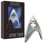 Starfleet Medical Division Badge Replica