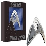 Starfleet Science Division Badge Replica